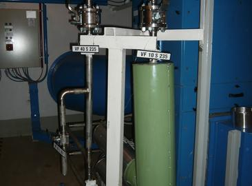 Temelín Nuclear Power Plant B850-1 (2) VF-Gradual replacement of pipes for essential service water in the primary circuit