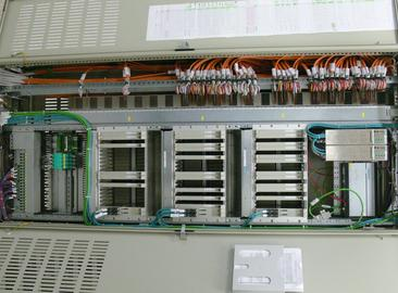 Mondi Štětí – Reconstruction of the high-voltage substation 6kV E105