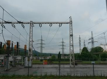 Slovak Republic – Reconstruction of 110kV substation – ENO 2nd stage