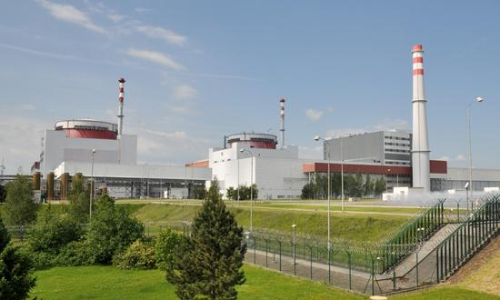 Completion of the replacement of the main safety valves of the pressurizer in the Temelín NPP