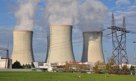 Reconstruction of HVAC on radioactive waste treatment facility