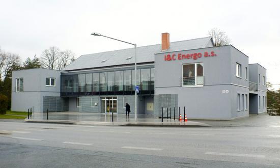 I&C Energo a.s. - Třebíč