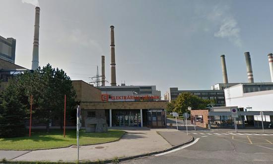 I&C Energo a.s. - Mělník Power Station
