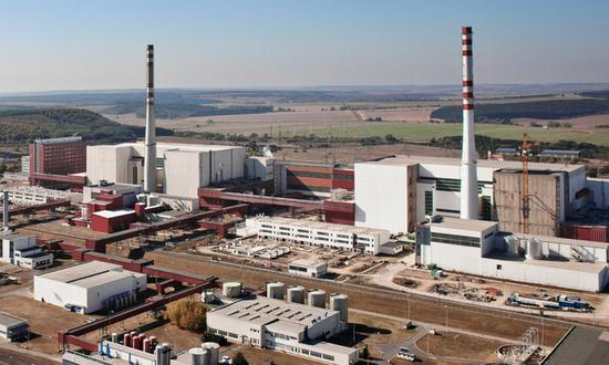 Mochovce NPP - contract with ROEZ s.r.o.