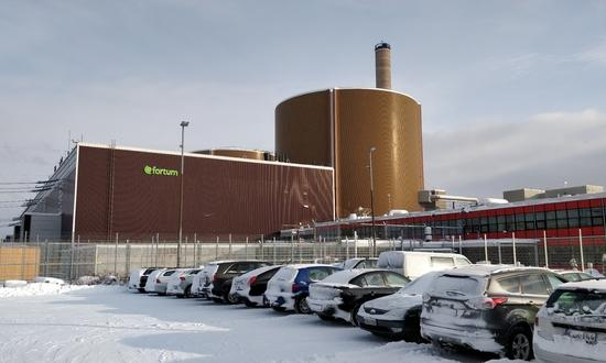 Cooperation with Rolls-Royce at the Loviisa NPP in Finland
