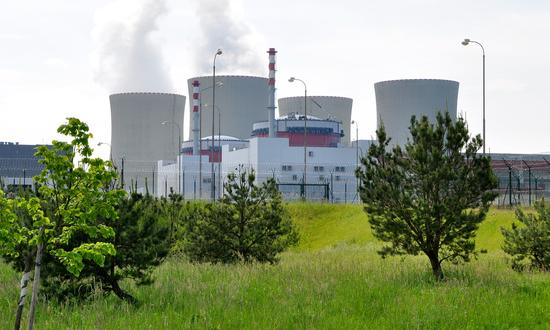 Implementation of the new nuclear law technical requirements in the Temelín NPP physical protection