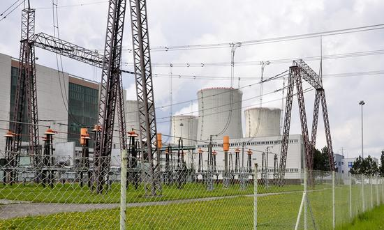 Reconstruction of the power supply of the technical system of physical protection in the Dukovany NPP