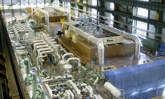 Measurement of electricity production and own consumption at the Dukovany NPP
