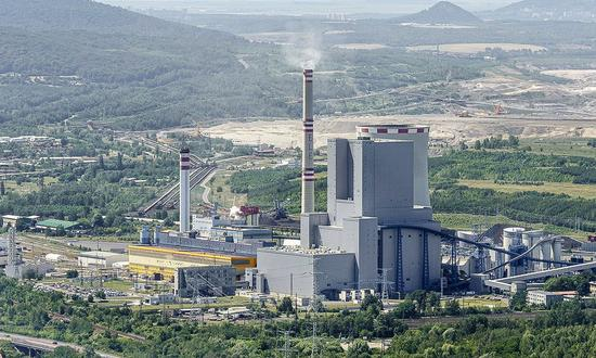 Modifications to non-unit facilities in the Ledvice power plant