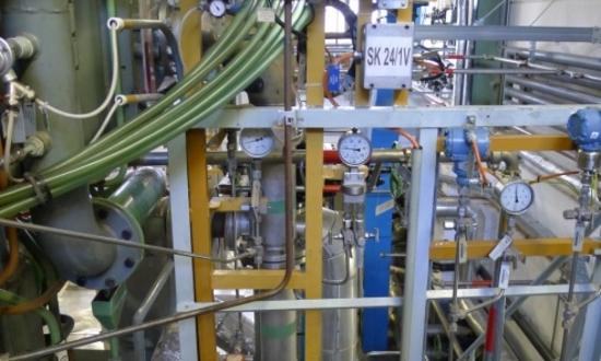 Dukovany NPP - Replacement of Graviner Mark V oil mist detector