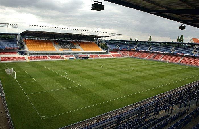 Reconstruction of subsidiary LV distribution boards - AC Sparta Prague Stadium