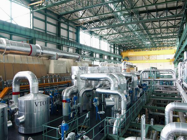 Contract on the project of completion of the Mochovce Nuclear Power Plant 3,4