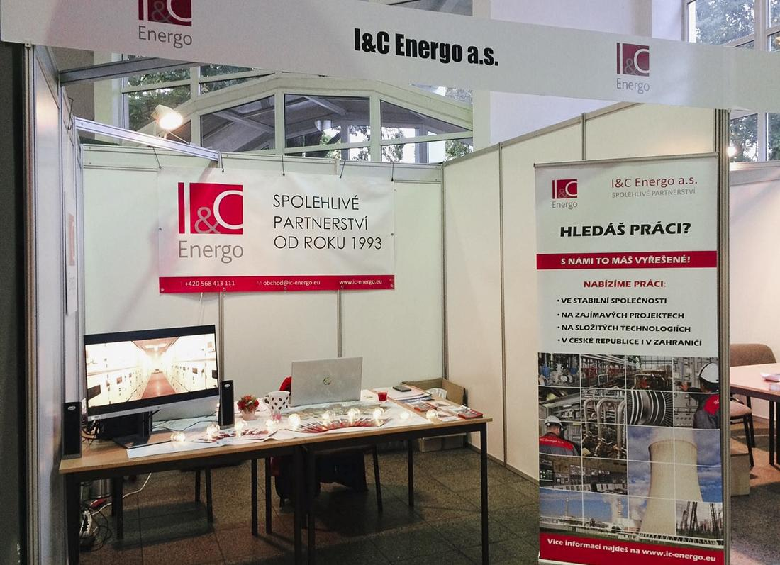 I&C Energo a.s. at TECHDAYS 2019