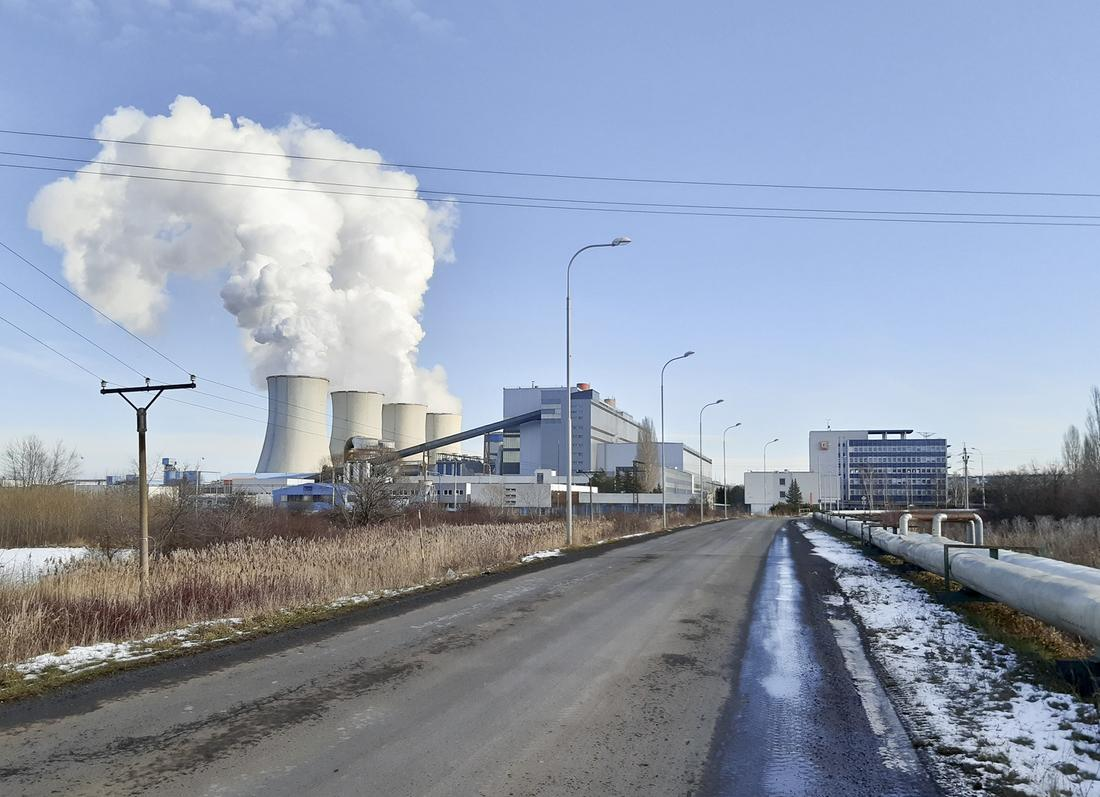 Tušimice power plant (ETU) - Creation and installation of equipment to reduce solid pollutants (TZL) according to the best available techniques (BAT)